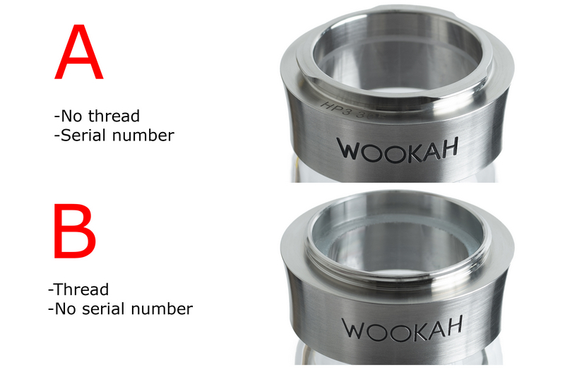 WOOKAH Ground Joint Connection vs Thread